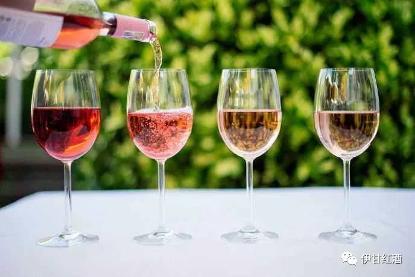 葡萄酒颜色