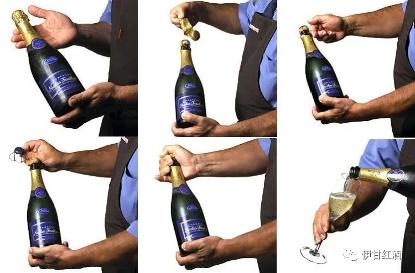 起泡酒怎么开
