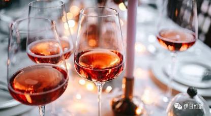 甜红葡萄酒