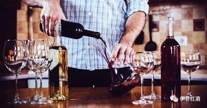 葡萄酒醒酒时间